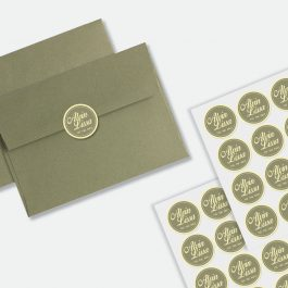 Envelope Seals Singapore