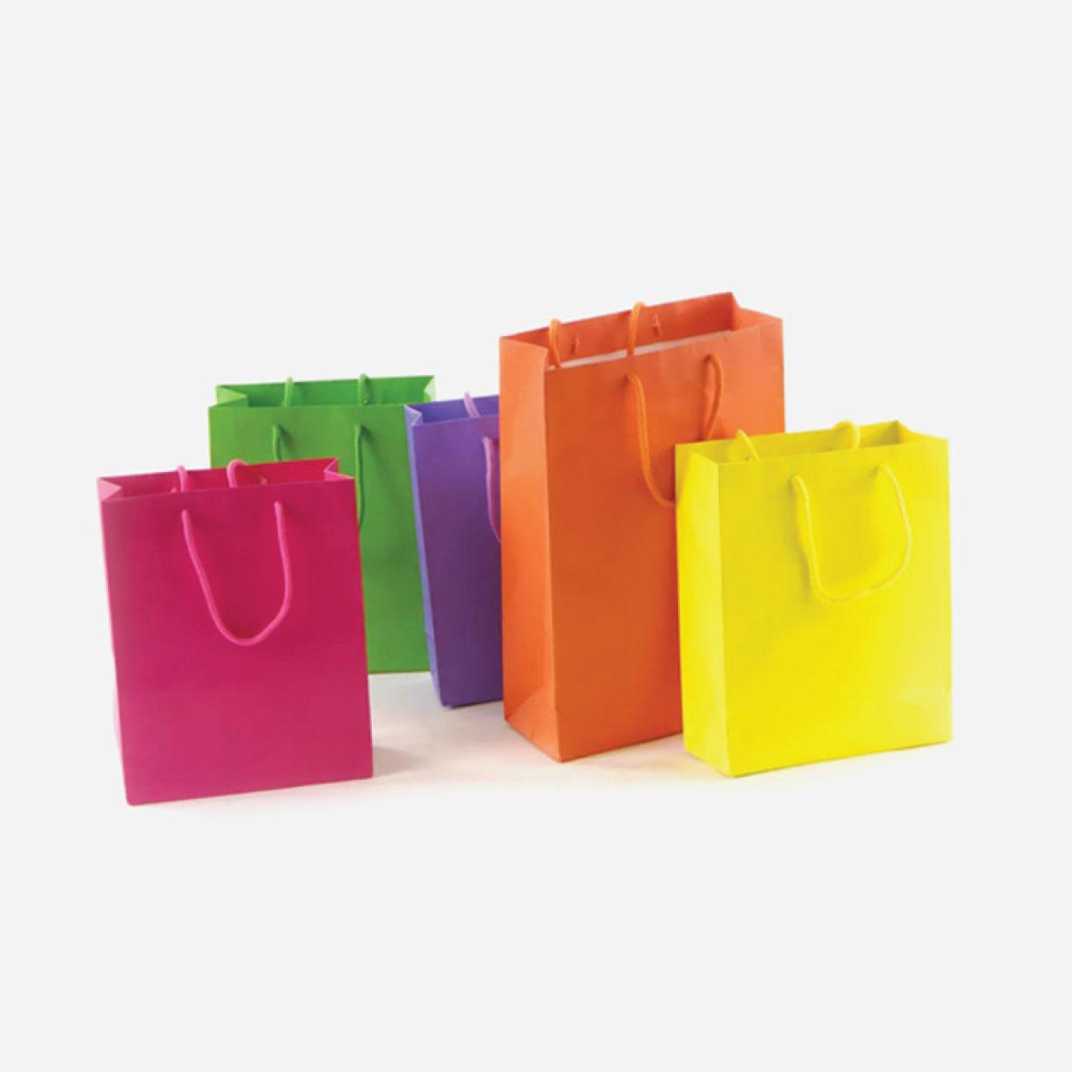 Paper Bags Printing Singapore